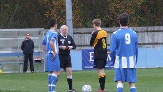 21-11-2010 TTFC v Drayton second round B&B Cup