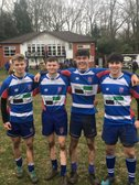 1st XV Win At Home