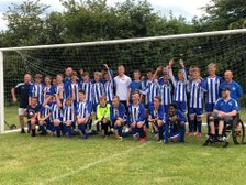 Winklebury Wizards Youth Red 4-2 Thatcham Town Harriers White
