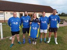 Rugbytots decks out St. Ives mini coaches