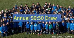Annual 50:50 draw goes virtual