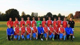 Lingfield FC Under 18 Team Photos 2016/17