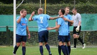 Lingfield FC v Steyning Town FC