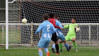 Cobham FC 0 v 1 Lingfield FC FA Vase 2nd Qual Round