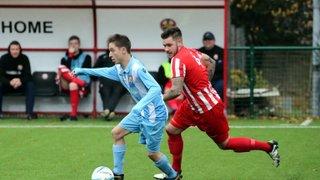 Steyning Town FC 0 v 3 Lingfield FC - 19-11-2016