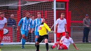 Langney Wanderers FC v Lingfield FC - League - 12-08-2017