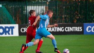 Beckenham Town FC 3-2 (aet) Lingfield FC - FA Vase 09-09-2017
