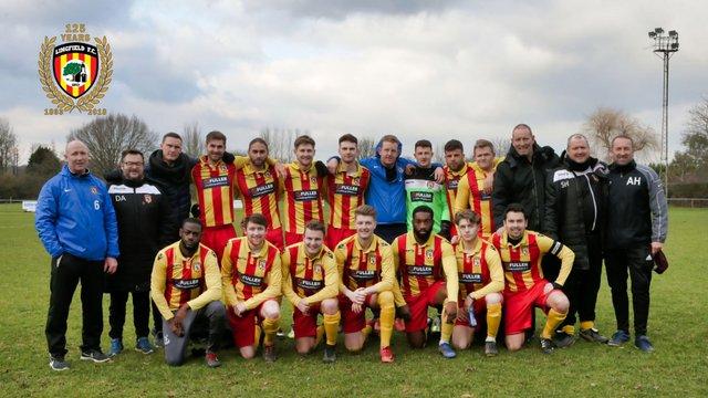 Lingfield 1st Team