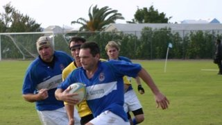 Bermuda Police Rugby 'Blast from the Past'