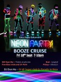 Police Rugby Presents: NEON PARTY BOOZE CRUISE!!!