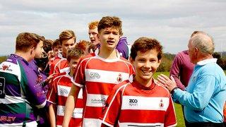 U14's v Bognor - 19th April 2015