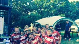 Hastings Mini Rugby Festival U10's Winners 2015