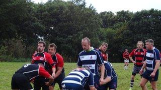 CRFC 3rd XV vs Leigh RFC