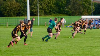 Blackbrook Royals v Blacks