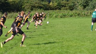 Blacks v Latchford Giants