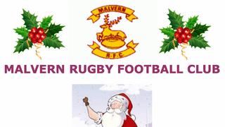 Malvern RFC Christmas Raffle