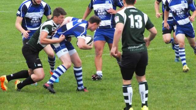 Nomads beat Dursley and some familiar faces.