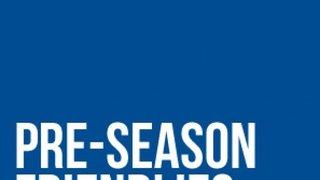 Pre season game this Saturday