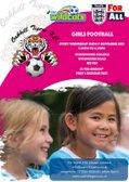 Girls Football Is Back!