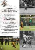 Calling all football loving 6 & 7 year olds!