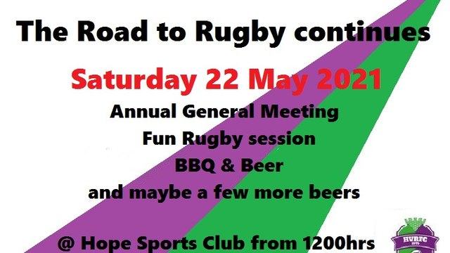 DATE FOR YOUR DIARY
