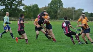 Five Ways OE RFC vs Warwckian RUFC 18-10-2014