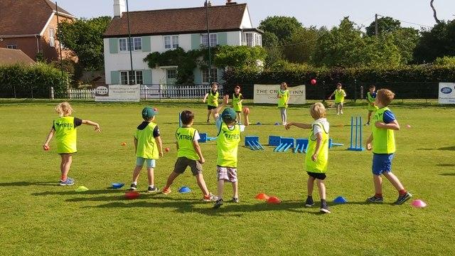 Chidd Junior Cricket - Friday Evenings