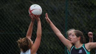 Sussex A Team vs Back to Netball