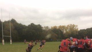 1st XV v Westcombe Park - Sat 29 Oct 2016