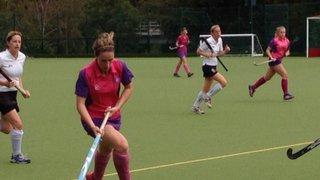 Sutton Coldfield Ladies 2s v Belper Ladies 1s September 2014