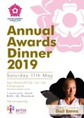 Annual Awards Dinner 2019 - purchase your tickets now