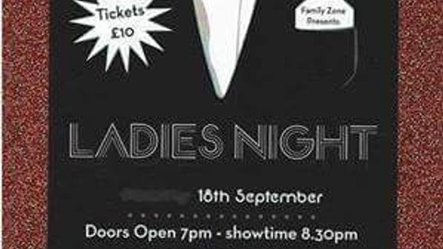 Ladies night.!!!!!