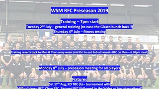 WSM RFC Preseason 2019