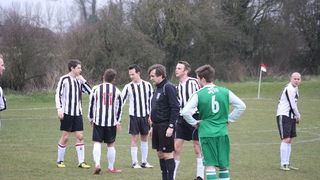 Bracknell Rovers FC v Maidenhead Magpies FC