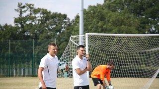 Woodley Town FC vs Berks County FC - 02/08/14