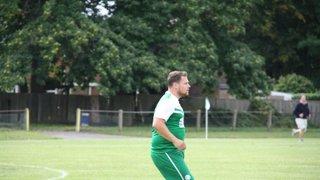 Berks County FC vs Cookham Dean FC - 30/08/14