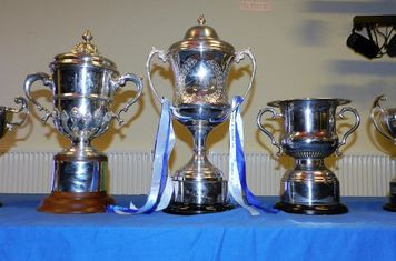 1st Team's treble and Reserves Double