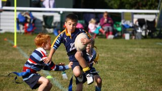 "U7's ""Tiger"" Team at Chobham Festival - 5th Oct 2014"