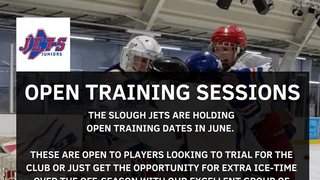 Open Training Sessions - Players Wanted