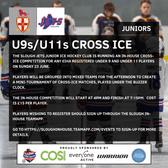 U9 & U11's take to the ice
