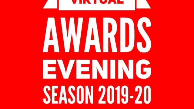 First ever virtual awards