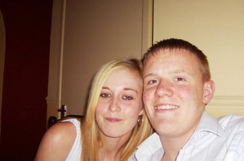 Kelly Howden and Sam Hardy