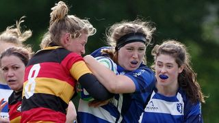Ladies vs Ashford - 16 October 2016