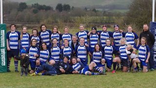 Ladies vs Medway - 26 February 2017 Second Half