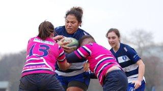 Ladies' First XV vs Tonbridge Juddians - 14 January 2018