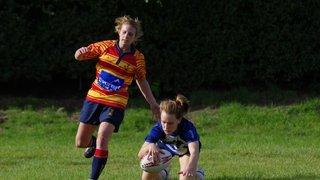 Women's First XV vs Medway - 7 October 2018