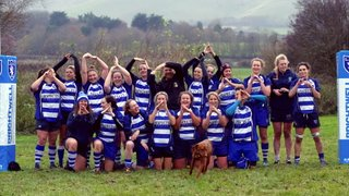 Women's First XV vs Hammersmith and Fulham - 25 November 2018