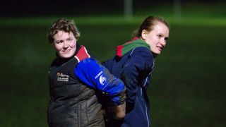 Lewes Women's Rugby Warrior Camp - 22 January 2019