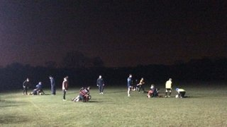 U12s First Training Session