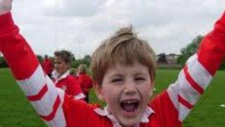 Junior rugby restarts on Sunday 1 September